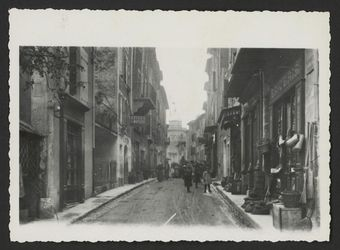 Rue nationale ou du haut bourg