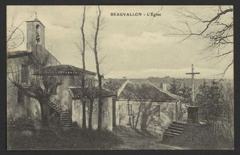 Beauvallon - L'Eglise