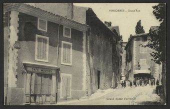 Vinsobres - Grand'Rue