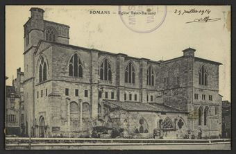 Romans - Eglise Saint-Barnard