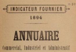 Annuaires Fournier