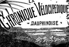 Chronique Velocipedique