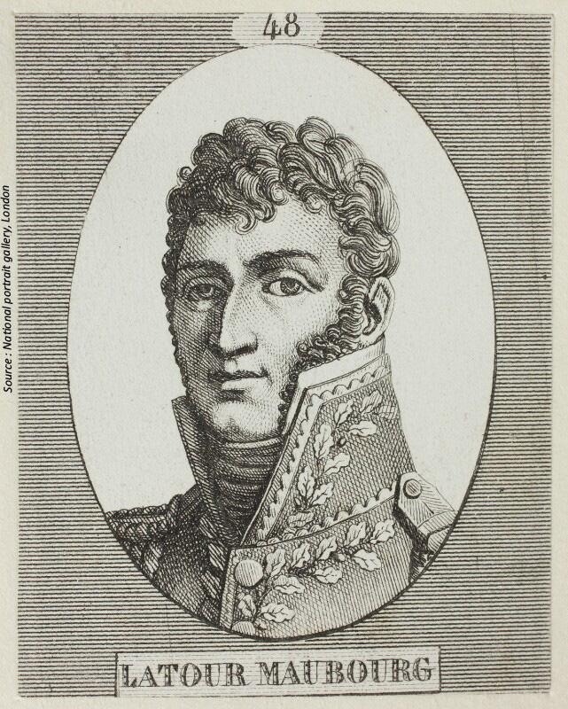 Marie Charles César de Latour Maubourg
