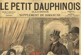 Petit Dauphinois illustré