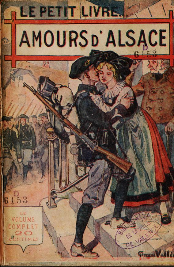 Amours d'Alsace