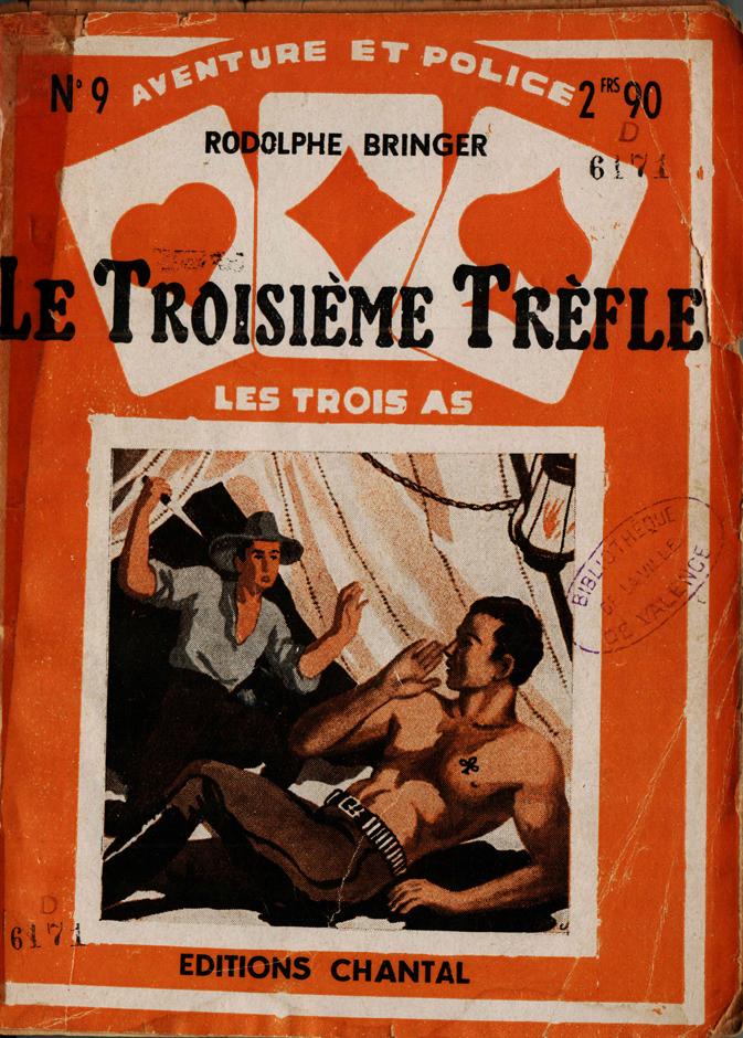 Le trousième trèfle