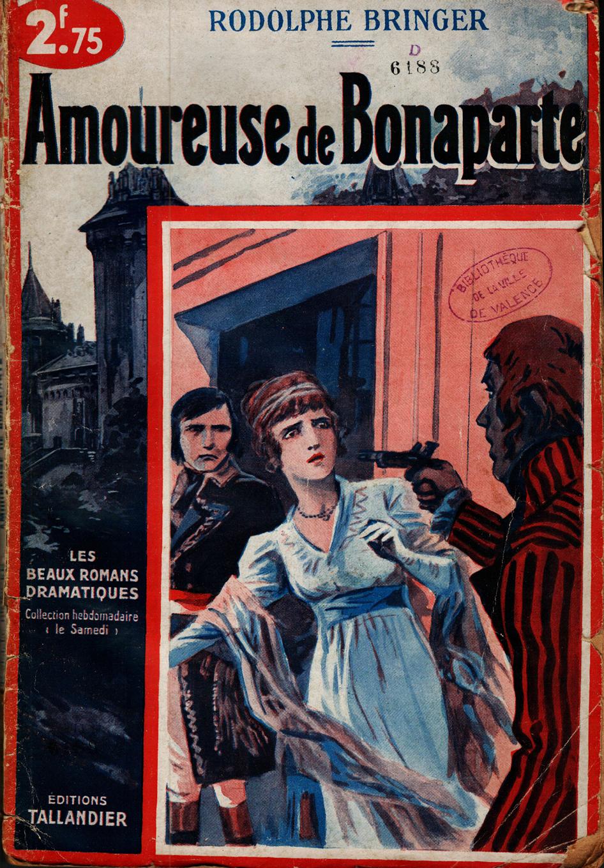 Amoureuse de Bonaparte